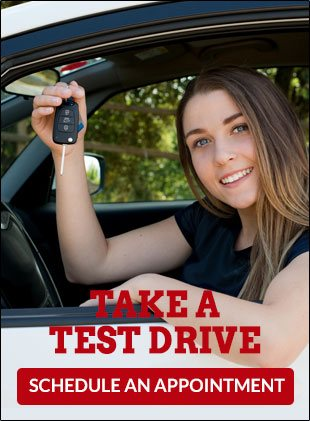Schedule a test drive in Bridge Motors LLC
